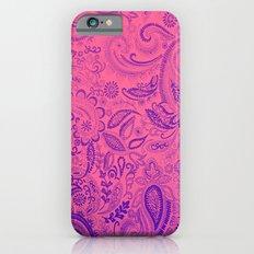 Ombre Paisley Slim Case iPhone 6s