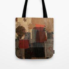 unfolded 21 Tote Bag