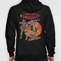 The Amazing Smuggler Hoody
