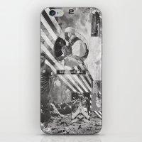 Mon Père Me Guider Une Corde Vers Le Ciel  iPhone & iPod Skin
