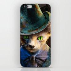 Cat the Ripper iPhone & iPod Skin