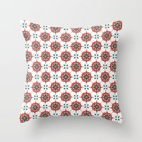 Esher Throw Pillow