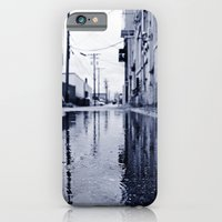 iPhone & iPod Case featuring Another rainy day by Vorona Photography