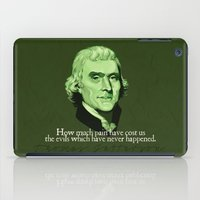 How Much Pain Have Cost … iPad Case