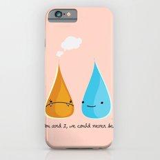 Water and Fire- A Tragic Love Affair iPhone 6 Slim Case