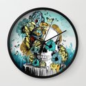 Key Largo Wall Clock