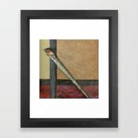 Artist Brush Framed Art Print