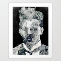 BLOT// Art Print