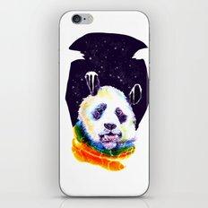 Panda Technicolor iPhone & iPod Skin