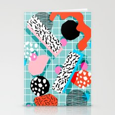 The 411 - Wacka Abstract… Stationery Cards