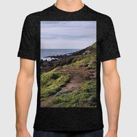 View Mens Fitted Tee Tri-Black SMALL