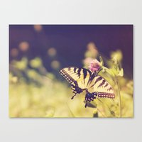 If Nothing Changed, Ther… Canvas Print