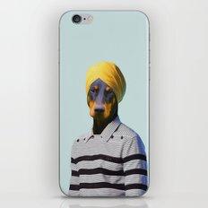 Polaroid N°7 iPhone & iPod Skin