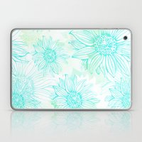 Flowery Laptop & iPad Skin