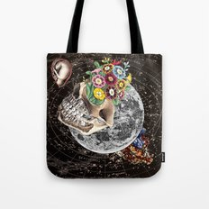 Universe Striving For No… Tote Bag