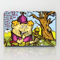 The Champion slugger iPad Case