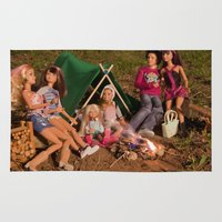 Camping Trip Rug