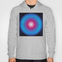 Pink Point Moon. Hoody