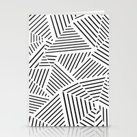 Ab Linear Zoom W Stationery Cards