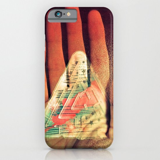 What You Do Is Imprinted On You iPhone & iPod Case