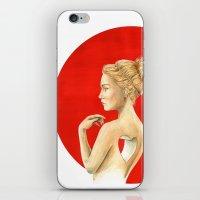Vacancy  iPhone & iPod Skin