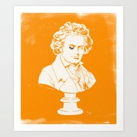 A Clockwork Orange - Mov… Art Print