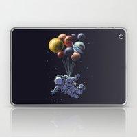 Space travel Laptop & iPad Skin