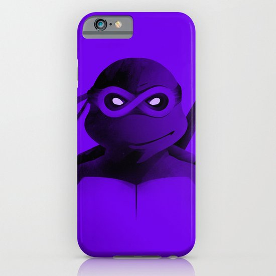 Donatello Forever iPhone & iPod Case