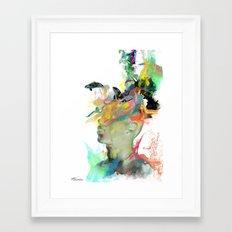 Orca Magic Framed Art Print