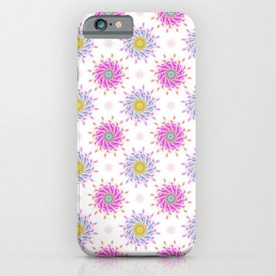 FLOWER PATTERN iPhone & iPod Case