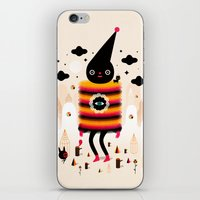 Mr. Wooly iPhone & iPod Skin