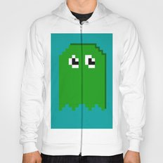 Pac Man Enemy  Hoody