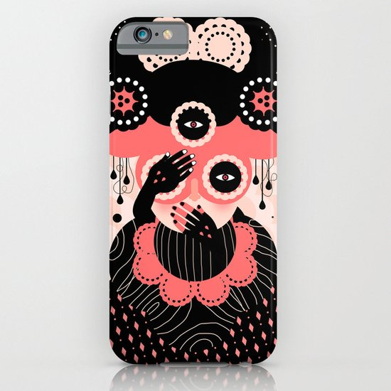 Hallucination iPhone & iPod Case