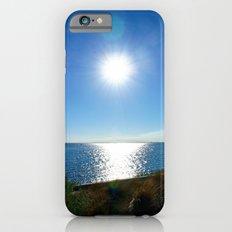 Solitaire Sky iPhone 6s Slim Case