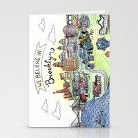 We Belong In Brooklyn Stationery Cards