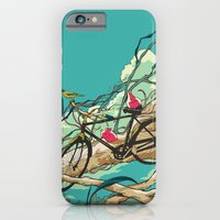 iPhone Cases featuring Have a Nice Day by Huebucket
