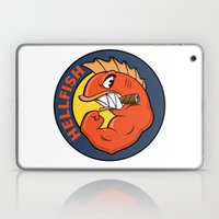 The Flying Hellfish Laptop & iPad Skin