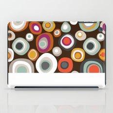 veneto boho spot chocolate iPad Case
