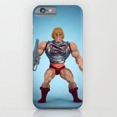 He-Man Battle Damage  iPhone 6 Slim Case