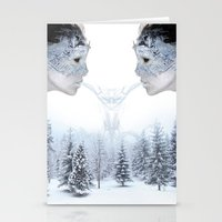 Breath of Winter Stationery Cards