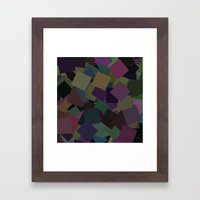 Squares From Arlo Framed Art Print
