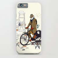 iPhone & iPod Case featuring Parisian Dream by Frances Beale