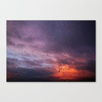 Weather Patterns #2 Canvas Print