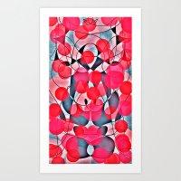 This Sweet Scorpion's Ta… Art Print