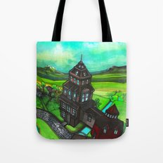Terra Magica Tote Bag