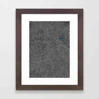 - Cosmos_07 - Framed Art Print