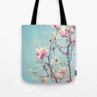 Sweet Magnolia 2 Tote Bag