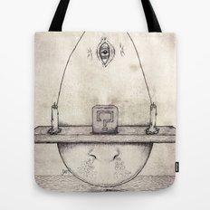 Tarot: I - The Magician Tote Bag