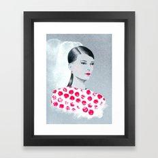 Sandra Framed Art Print
