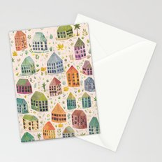 Cactus Town Stationery Cards